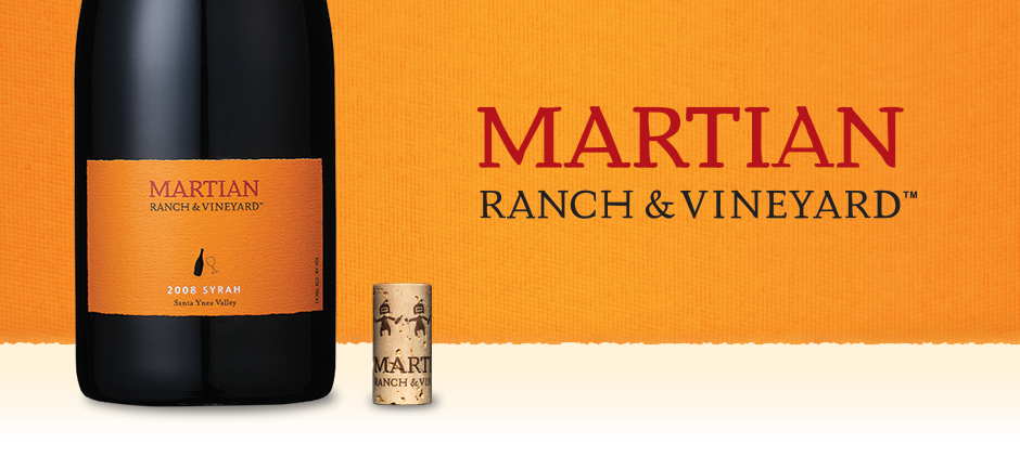 Finien Martian Ranch & Vineyard banner