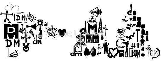 DepecheMode_Logos_FanArt_FINIEN