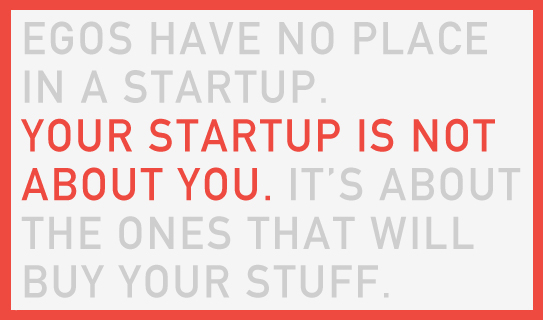 YourStartupIsNotAboutYou_FINIEN
